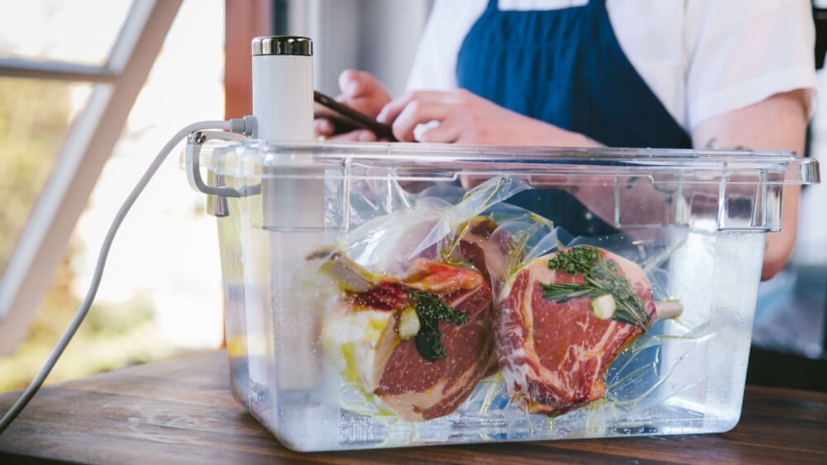 Sous Vide Yummy Yummy Goodness - cover