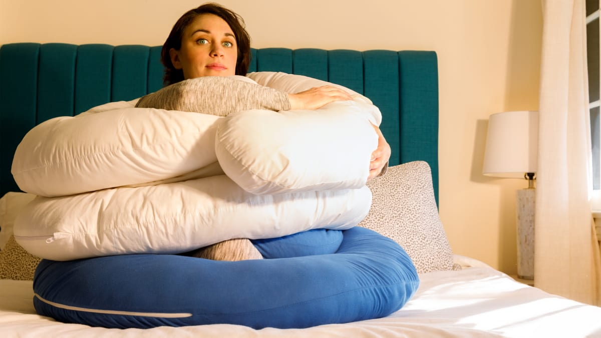 The Best Pregnancy Pillows of 2020