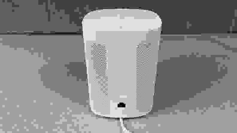 Sonos One back 2