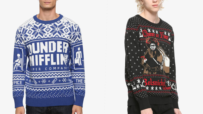 The 15 most hilarious ugly Christmas sweaters of 2019