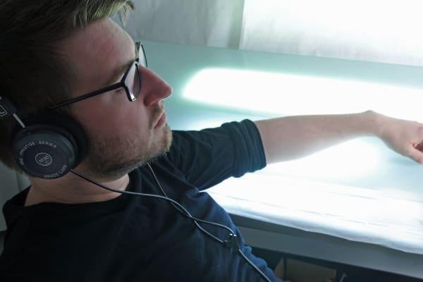 Unlike most on-ears, the Grado SR80e headphones provide a luxury fit.