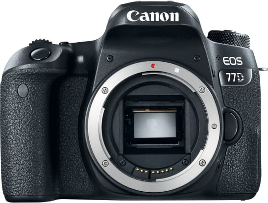 Product Image - Canon EOS 77D