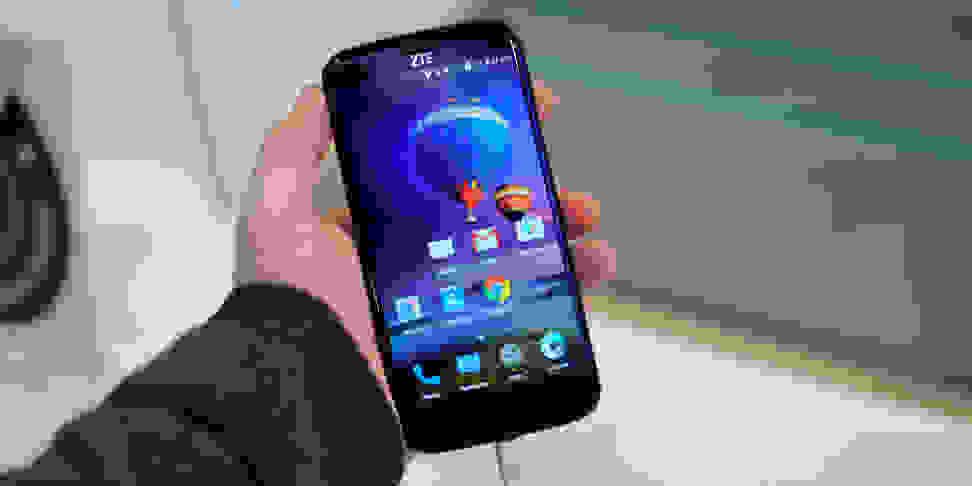 ZTE Grand X 3 Smartphone