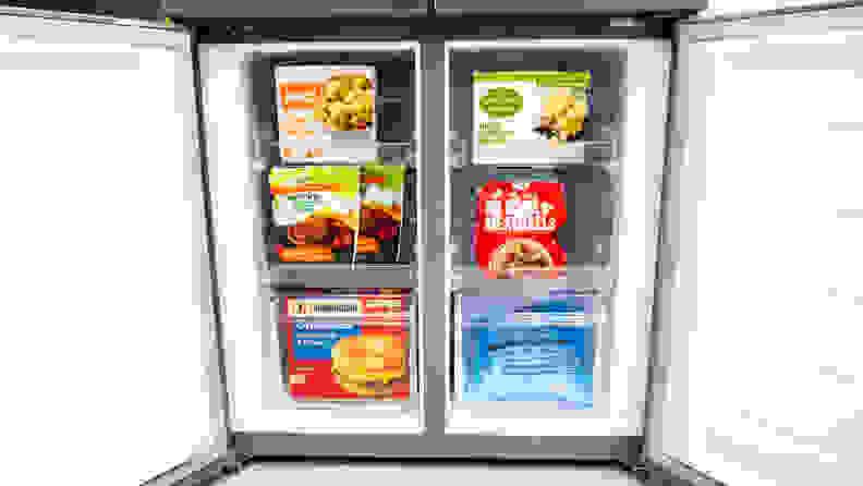 Frigidaire FFBN1721TV French door refrigerator —freezer