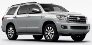 Product Image - 2012 Toyota Sequoia Limited