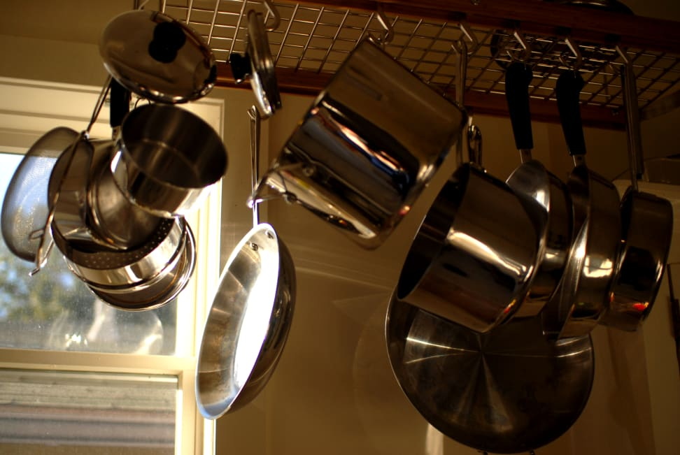 The 5 best tips for organizing your small kitchen.