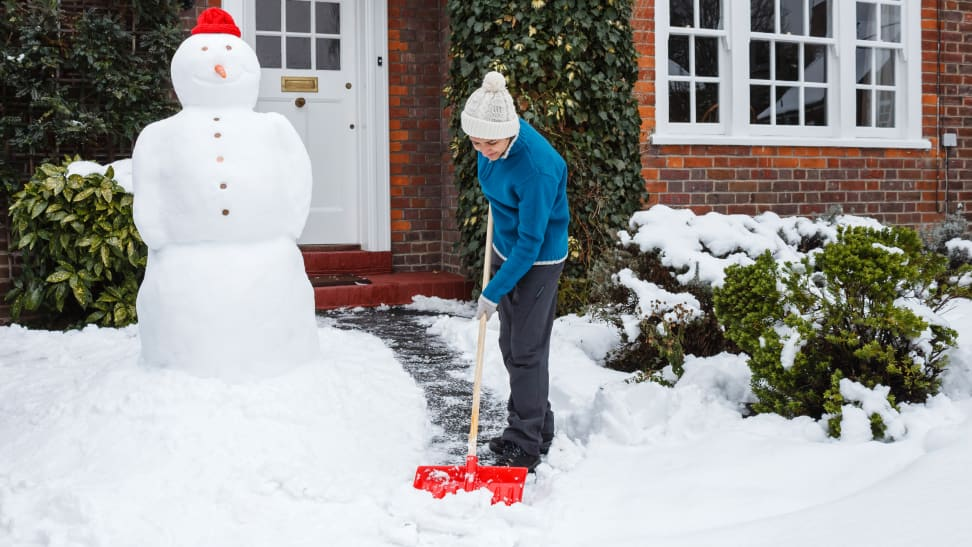 Can you use table salt the next time you shovel?