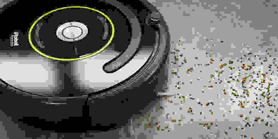 Robot vacuums can handle debris, but can they handle sand>?