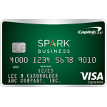 Product Image - Capital One Spark Cash Select for Business