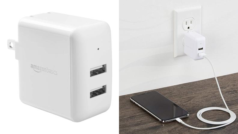 Amazon basics USB plug