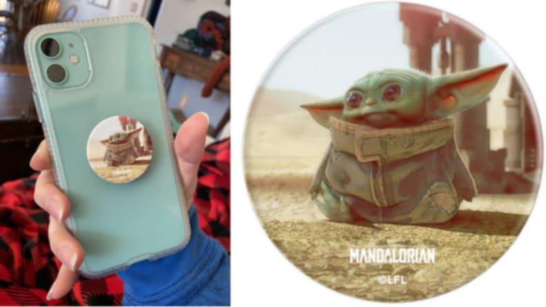 Baby Yoda Popsocket