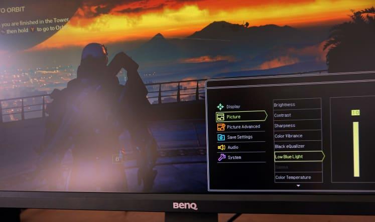 BenQ RL2755HM Gaming Monitor Review - Reviewed Computer Monitors