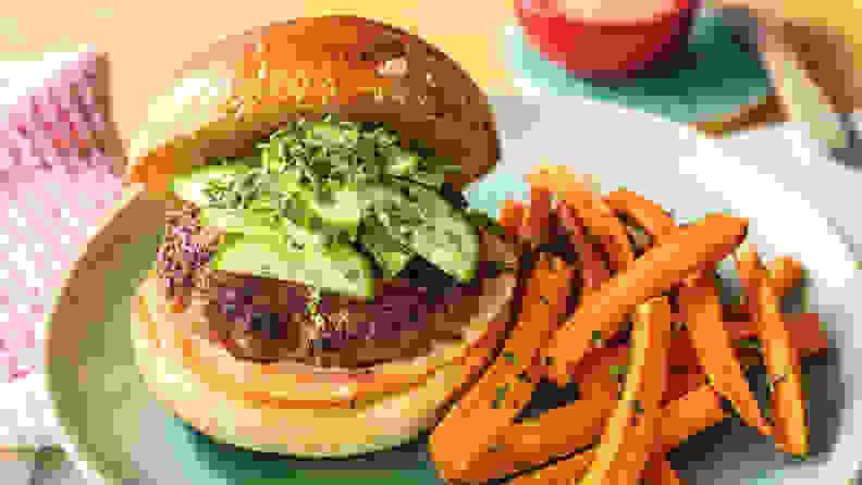 HelloFresh Bahni Mi Burger