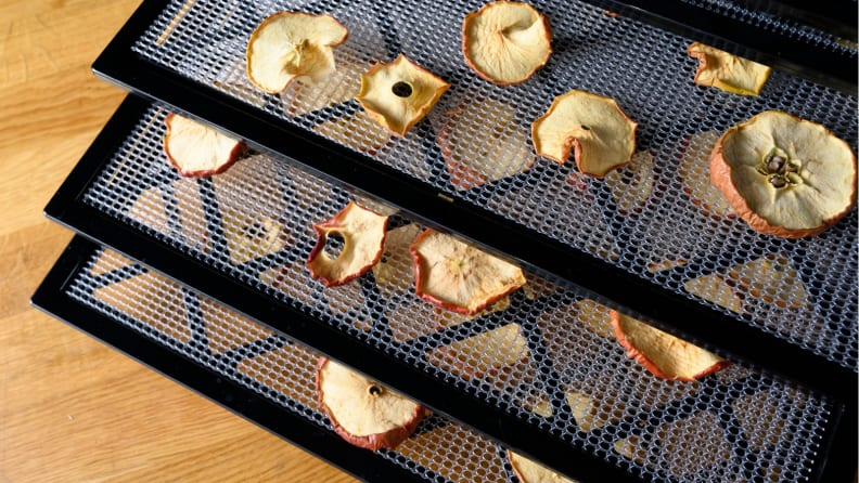 Cooking with Apples - Apple Chips