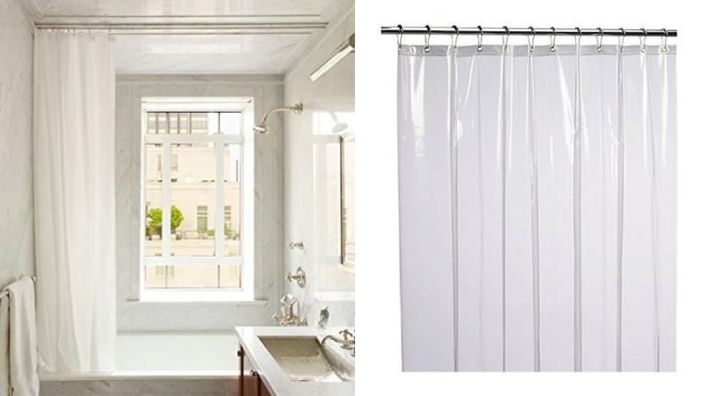 LiBa Shower Curtain Line