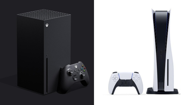Xbox and PS5