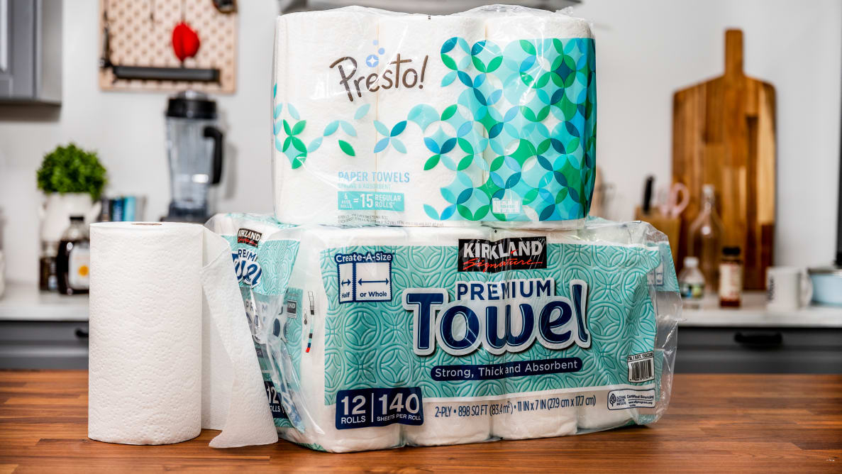 These are the best paper towels available today.