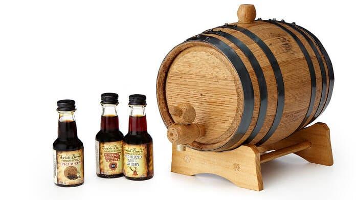whiskey maker