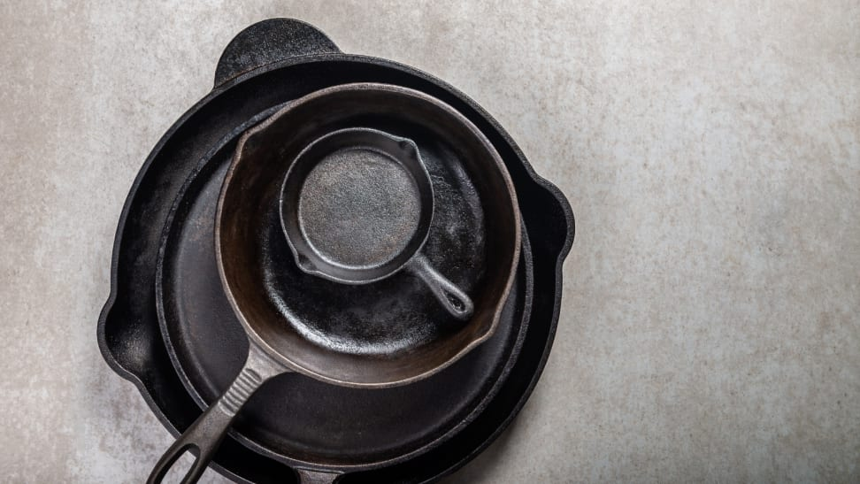 How to clean and maintain cast iron skillets