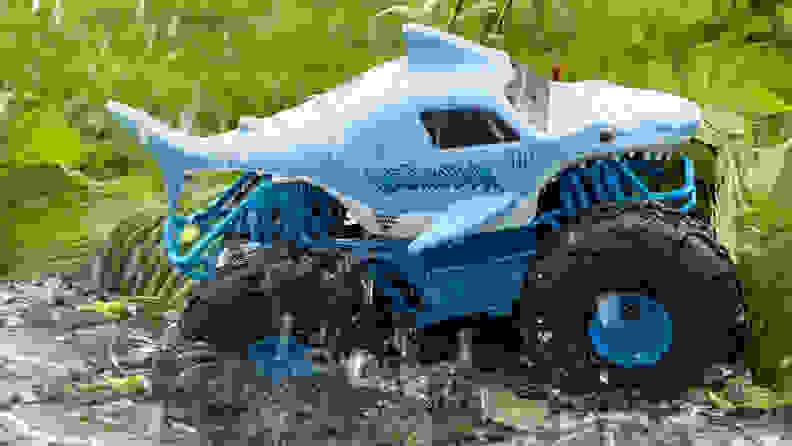 Monster Jam toy truck