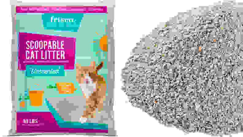 9 Cat litter