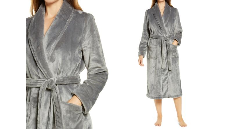Nordstrom Bliss Plush Robe