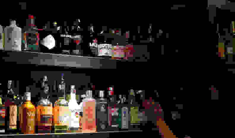 Gin selection at Sambhad
