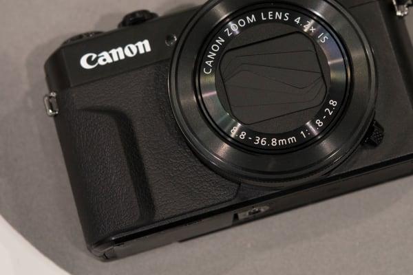 Canon PowerShot G7 X Mark II Front Grip