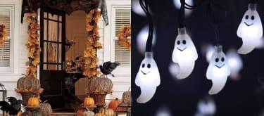 Halloween decoration hero