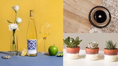 Wine, irobot, and plants