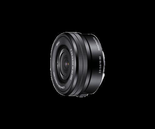 Product Image - Sony E PZ 16-50mm f/3.5-5.6 OSS E-mount Power Zoom Lens