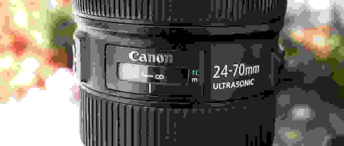 The Canon 24-70mm f/2.8L II USM is the company's bread-and-butter pro lens.