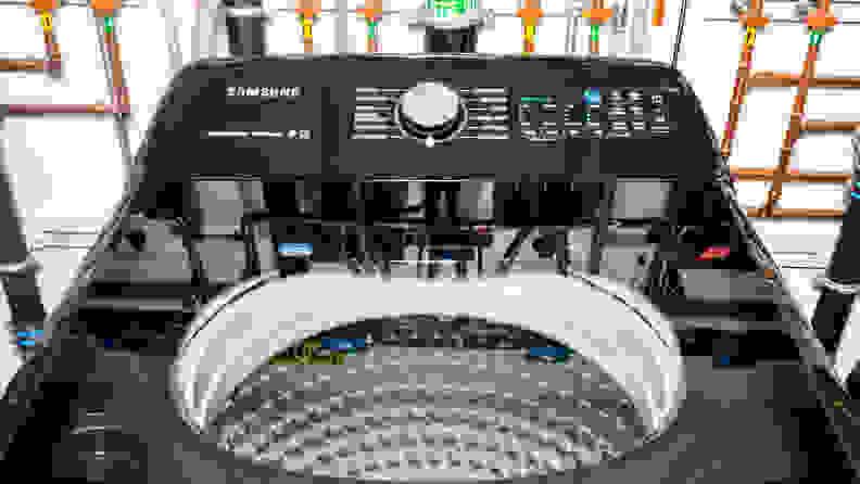 Samsung WA50R5400AV Top-loading Washing Machine Top