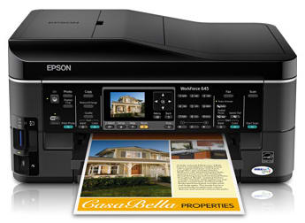 Product Image - Epson WorkForce 645