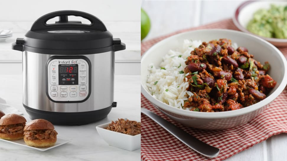 These freezer-friendly Instant Pot recipes make meal prepping easy