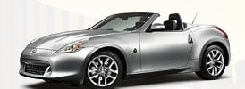 Product Image - 2012 Nissan 370Z Roadster Touring
