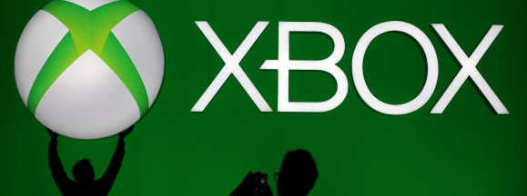 Xbox logo getty images