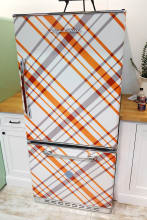 Big Chill Plaid Fridge
