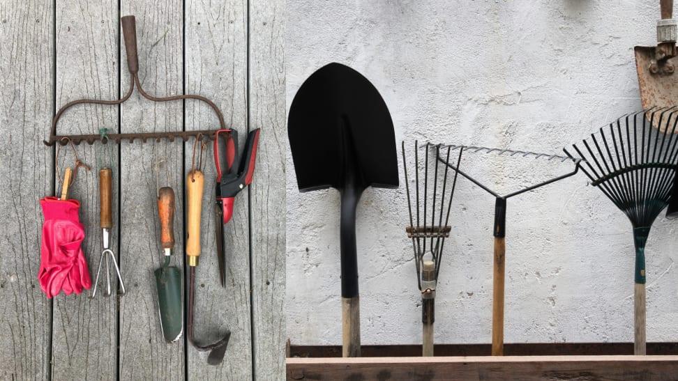 tool shed organization
