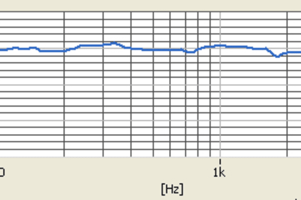 The SRH145s don't favor either the right or left channel at all really until around 10kHz.