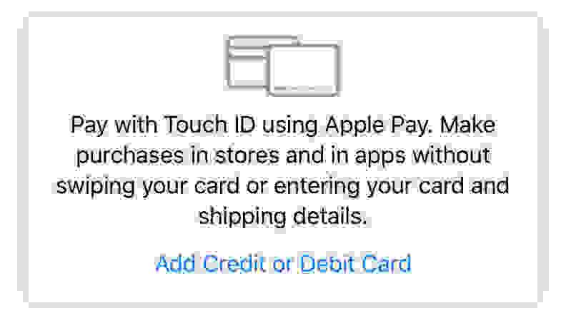 Apple Wallet App Add Card