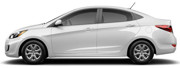 Product Image - 2013 Hyundai Accent GLS