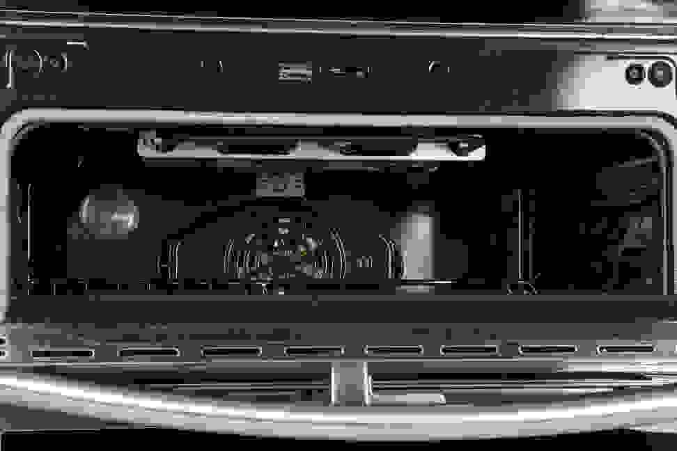 Samsung NE59J7850WS upper cavity