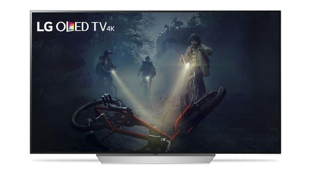 LG C7P OLED TV