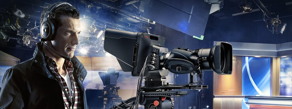 The Blackmagic Studio Camera is the one of the most exciting 4K camcorders that has hit the market recently.
