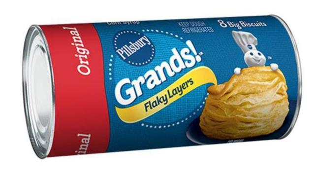 The best Pillsbury rolls original grands