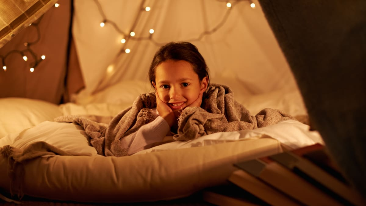 17 easy fort ideas that kids—and parents—will love