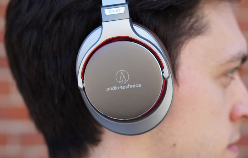 Audio-Technica ATH-MSR7 - Wearing Them