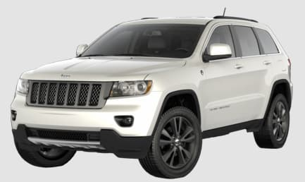 Product Image - 2012 Jeep Grand Cherokee Altitude