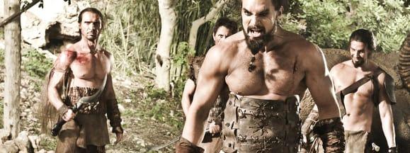 Khal drogo dothraki hero